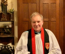The Revd Canon Michael Roden