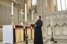 Looking for a different kind of job? We are recruiting for a new full time Verger