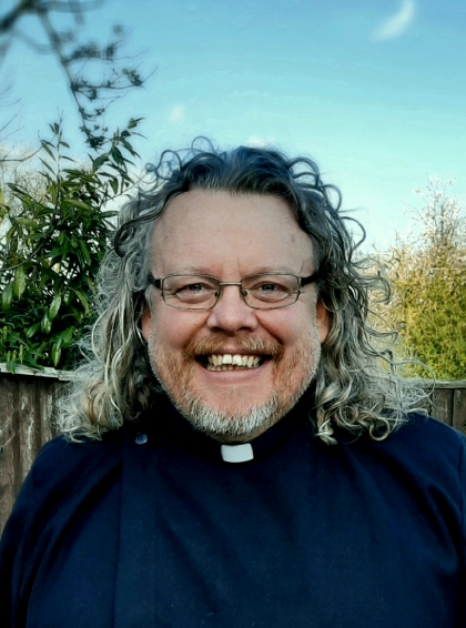 Jonnie Parkin to be new Canon Missioner at Bristol Cathedral