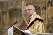 The Bishop of Bristol announces his retirement
