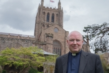 Canon Derek Chedzey to become next Archdeacon of Hereford