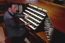 Lunchtime Recital - Dr Anthony Hammond, Organ