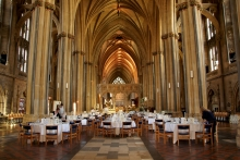 The Nave Dinner