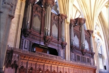 Cathedral receives £1 million donation towards our organ appeal