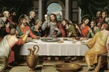 The Triduum I: The Liturgy of the Last Supper