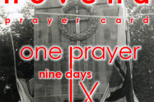 Novena Prayer Cards now available
