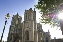 Vote for Bristol Cathedral to be named the UK's most popular Cathedral
