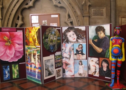 The Senior Schools Art Exhibition Returns to the Cathedral