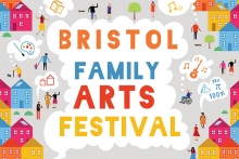 Bristol Cathedral takes part in Bristol Family Arts Festival