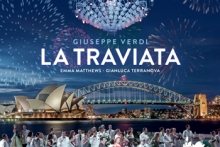 Cinema in the Cathedral: La Traviata with Bristol Film Festival