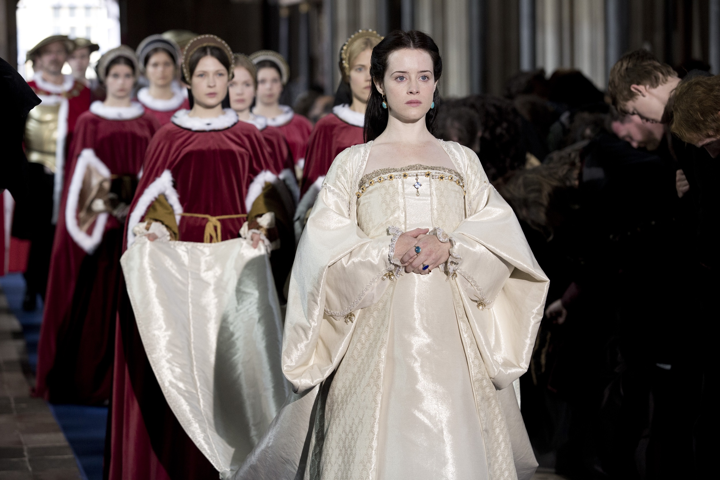 Bristol Cathedral Appears In Bbc Drama Wolf Hall Bristol