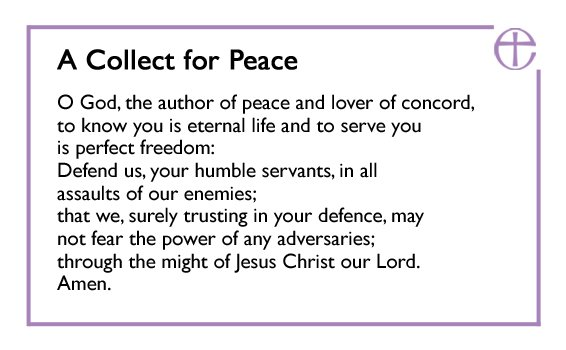 Prayer for the Westminster terror attack - Bristol Cathedral