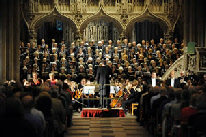 Bristol Cathedral Concert Choir and Orchestra: Carols for Christmas